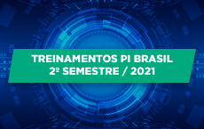 Treinamentos PI Brasil   2º semestre / 2021