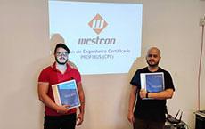 PITCs Inatel e Westcon aplicam treinamento de Engenheiro Certificado PROFIBUS