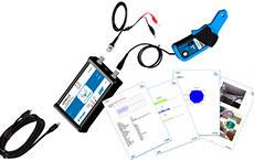 VPW10-PROFIWISER® Analisador de Rede e Interface de Comunicação PROFIBUS-PA