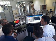 Associação visita companhias para promover tecnologias e buscar parcerias