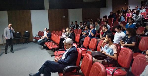 PI Brasil se apresenta em workshop no Senai BH