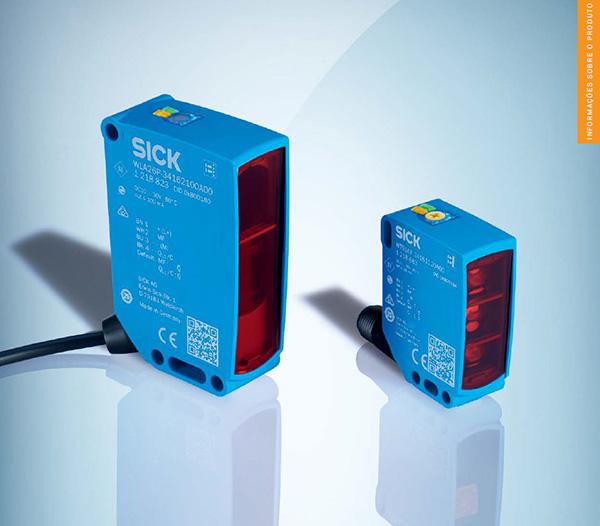 W16 e W26, os novos sensores da Indústria 4.0