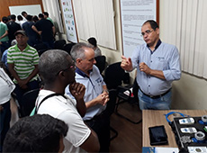 Usina São Francisco sedia Workshop Tecnologias PROFIBUS e PROFINET