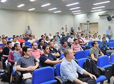 Semana de Tecnologia do SENAI Pindamonhangaba recebe seminário da PI Brasil