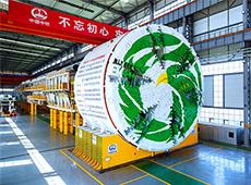 Wireless PROFINET no controle de uma gigantesca máquina perfuratriz de túneis