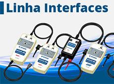 Interfaces de comunicação, configuração e parametrização PROFIBUS-PA