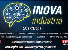 PI Brasil estará na Semana INOVA Indústria