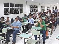 PI Brasil palestra na Semana Nacional de C&T em Cubatão