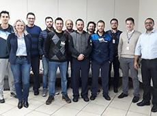 Tramontina sedia workshop sobre PROFINET e IO-Link