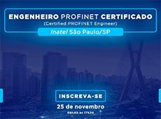 Certificações PROFINET e PROFIBUS