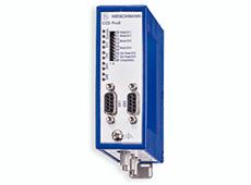 Repetidor OZD Profi 12M G22 da Hirschmann – Estenda o alcance e melhore a disponibilidade de redes PROFIBUS