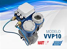 VVP10 – Posicionador Inteligente