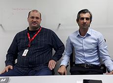 Diretor de IO-Link visita Coca-Cola de Jundiaí