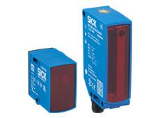 Sensores fotoelétricos Reflex Array da SICK